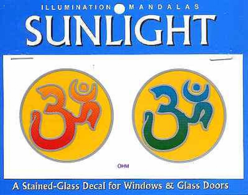 Fenstersticker 2x OM ,  Sunlight