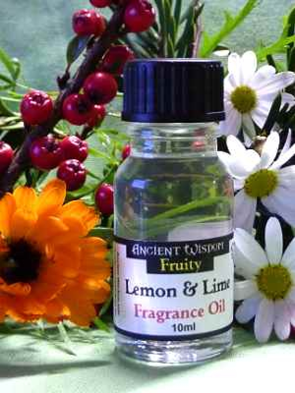 Parfümöl  Lemon & Lime 10ml