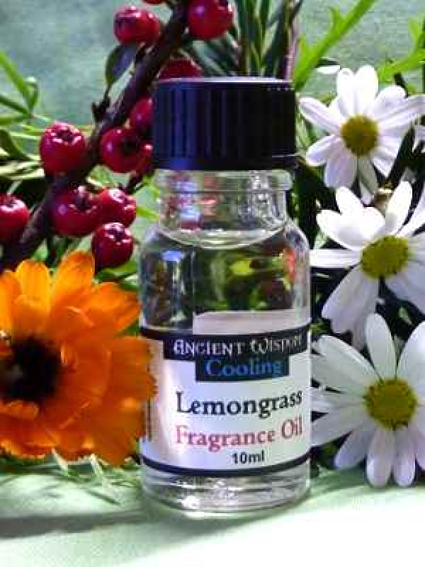 Parfümöl  Lemongras 10ml