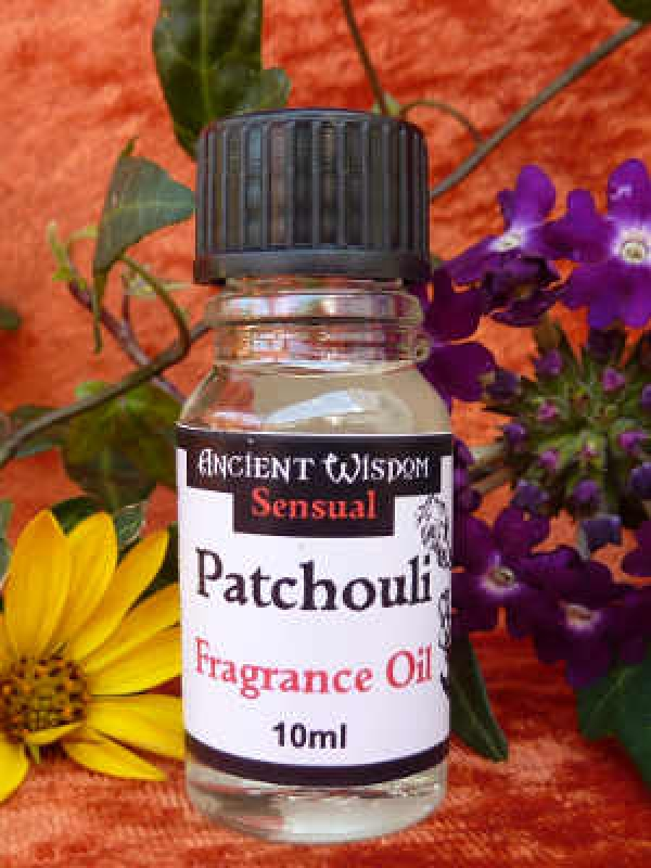 Parfümöl  Patchouli 10ml