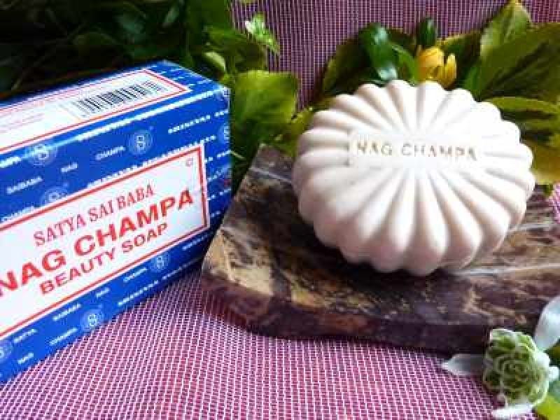Nag Champa Beauty Soap Seife
